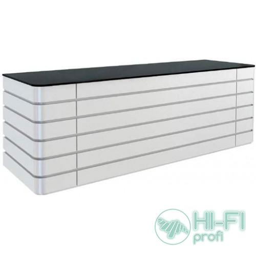 Подставка для AV аппаратуры NORSTONE Baho White-Silver