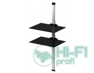 Подставка для AV аппаратуры Sonorous PL 2620-B-SLV
