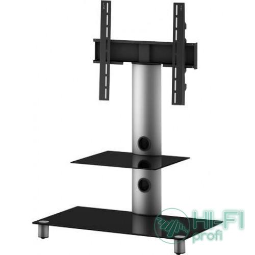 Подставка для AV аппаратуры Sonorous NEO 81-B-SLV