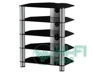 Подставка для hifi аппаратуры Sonorous RX 2150-B-SLV