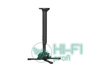 Крепление Chief потолочное, до 22 кг, 45-80 см, черное