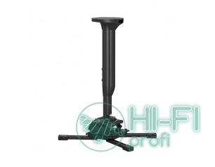 Крепление Chief потолочное, до 22 кг, 30-45 см, черное