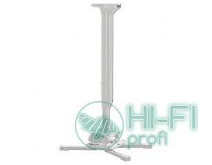 Крепление Chief потолочное, до 22 кг, 45-80 см, белое