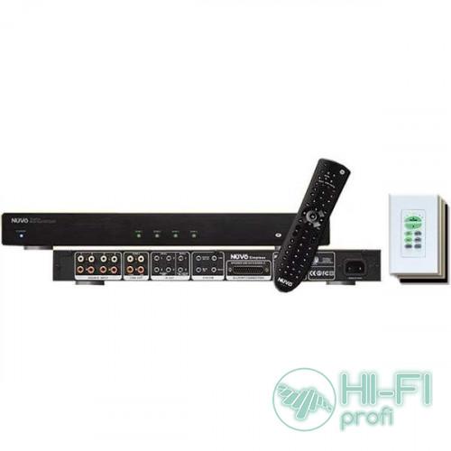 Комплект мультирум NuVo NV-A4DS-DCEX
