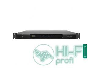 Предусилитель мультирум на 4 зоны сетевой HEOS SuperLink Black