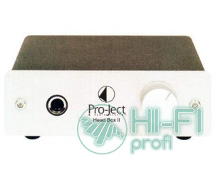 Усилитель для наушников PRO-JECT Head Box S SILVER