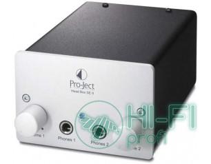 Усилитель для наушников PRO-JECT Head Box SE II SILVER