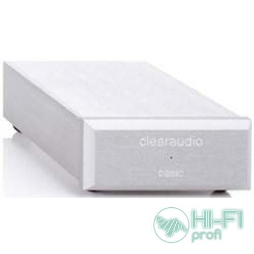 Фонокорректор Clearaudio Basic + (MM and MC EL 018/230)