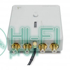 Фонокорректор Clearaudio Smart Phono V2 Silver з виходом на навушники (MM and MC;  EL 027H/S) фото 2