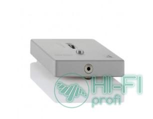 Фонокорректор Clearaudio Nano Phono Silver V2 з виходом на навушники(EL 028 H/S)..