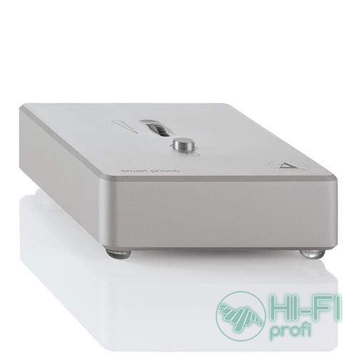 Фонокорректор Clearaudio Smart Phono V2 Silver (MM and MC. EL 027/S)