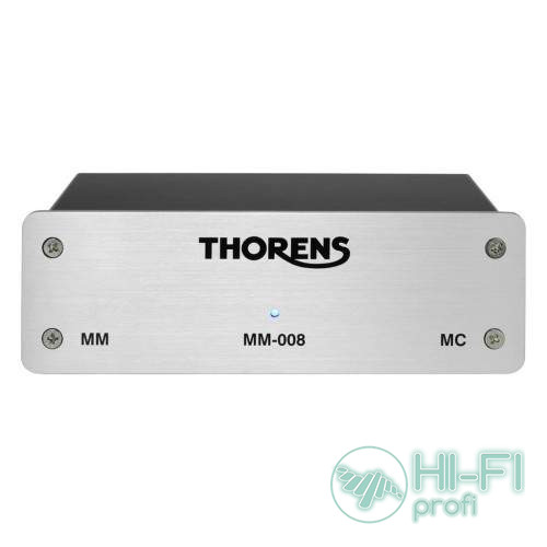 Фонокорректор THORENS MM 008 silver (MM/MC)