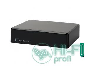 Фонокорректор Pro-Ject PHONO BOX E BT Black INT