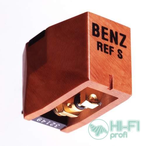 Звукосниматель Benz-Micro Ref S