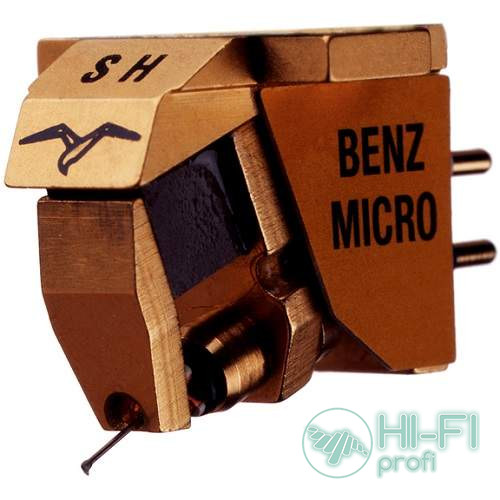 Звукосниматель Benz-Micro Glider SH