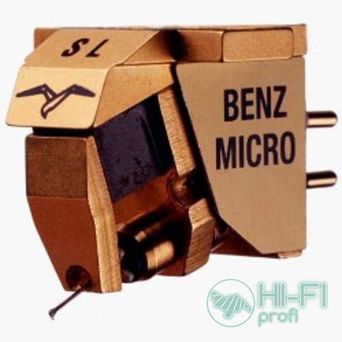 Звукосниматель Benz-Micro Glider SL