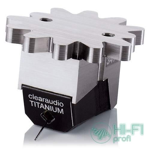 Картридж Clearaudio Titanium V2 MC (MC015/V2)