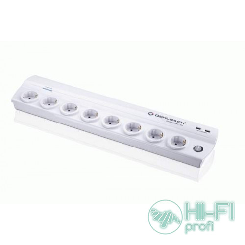 Сетевой фильтр Oehlbach Powersocket 905 White