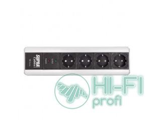 Сетевой фильтр Supra LORAD mains block MD-04EU/SP MKIII