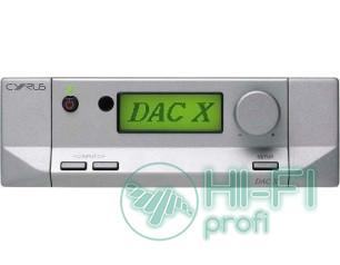 ЦАП Cyrus DAC X+ Quarts