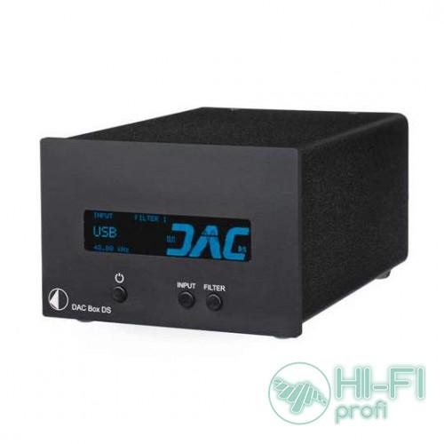 ЦАП PRO-JECT DAC BOX DS BLACK