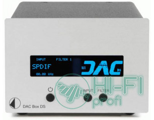 ЦАП PRO-JECT DAC BOX DS SILVER