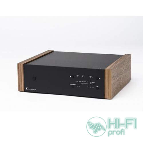 ЦАП Pro-Ject DAC BOX DS2 ULTRA BLACK Walnut