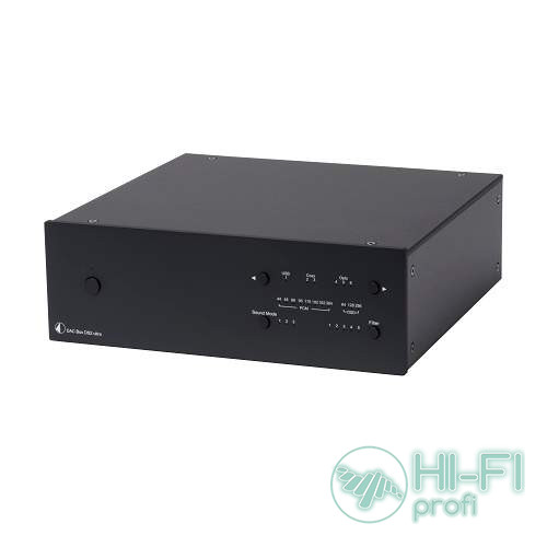 ЦАП Pro-Ject DAC BOX DS2 ULTRA BLACK