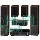Домашний кинотеатр Акустика 5.0 Magnat Monitor Supreme 802 + AV-ресивер Yamaha RX-V379 фото 3