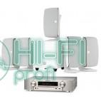 Домашний кинотеатр Акустика 5.1 Dali Fazon 5.1-1 white + AV-ресивер Marantz NR-1604 фото 3