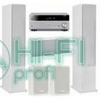 Домашний кинотеатр Monitor Audio Bronze 6 white + Yamaha RX-V479 фото 2