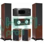 Домашний кинотеатр 5.0 Monitor Audio Silver 8 + AV-ресивер Cambridge Audio CXR120 фото 2