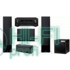 Домашний кинотеатр 5.1 Yamaha NS777 + Denon AVR-X1500H фото 2