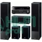 Домашний кинотеатр Magnat Monitor Supreme 1002 + Yamaha RX-V381 (MagnatMS1000b,MagnatMS100b,MagnatMSC250b,Y-RX-V373b) фото 2