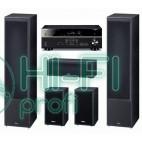 Домашний кинотеатр 5.0 Magnat Monitor Supreme 2002 set + AV-ресивер Yamaha RX-V481 (Magnat2002b,Magnat202b,Magnat252b,AVRX500) фото 2
