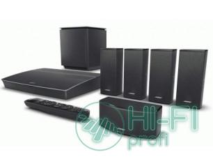 Домашній кінотеатр Bose LIFESTYLE 600 SYSTEM Black