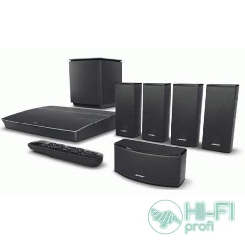 Домашний кинотеатр Bose LIFESTYLE 600 SYSTEM Black