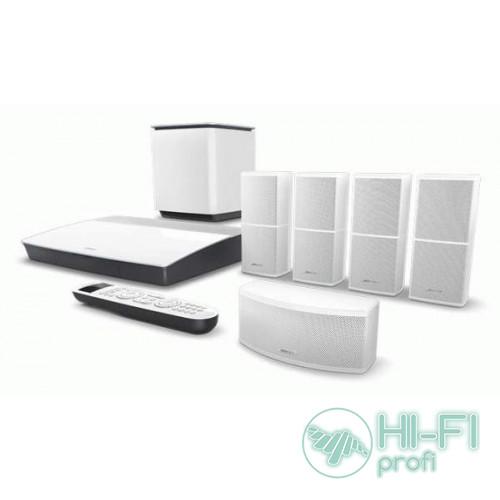 Домашний кинотеатр Bose LIFESTYLE 600 SYSTEM White