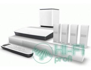 Домашній кінотеатр Bose LIFESTYLE 650 SYSTEM White