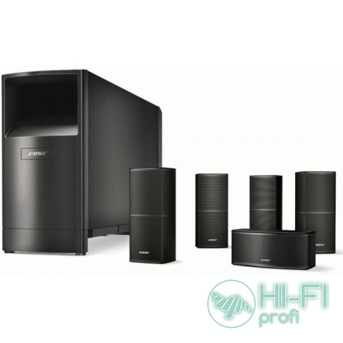Домашний кинотеатр Bose ACOUSTIMASS 10 V Black 5.1