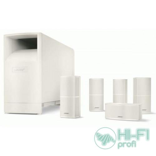 Домашний кинотеатр Bose ACOUSTIMASS 10 V White 5.1