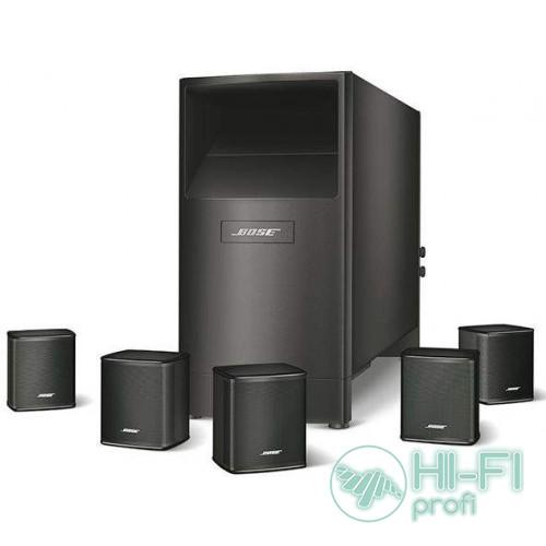 Домашний кинотеатр Bose ACOUSTIMASS 6 V Black 5.1