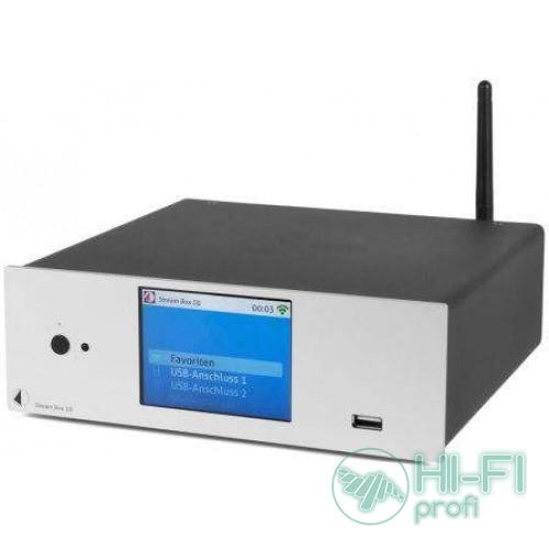 Сетевой плеер Pro-Ject Stream Box DS Silver