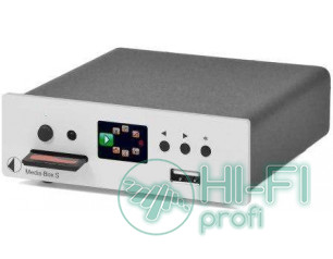 Сетевой плеер Pro-Ject Media Box S Silver