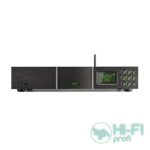 Сетевой плеер Naim NDX с модулем тюнера FM/DAB
