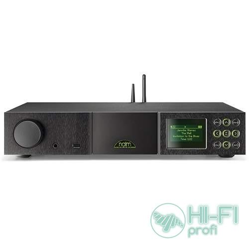 Предварительный усилитель Naim NAC-N 272 с модулем тюнера FM/DAB