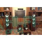 Стерео комплект Monitor Audio BX2 + усилитель NAD C316BEE фото 5