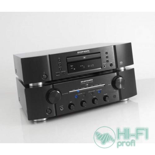 Стерео комплект усилитель Marantz PM8005 + CD/SACD-плеер Marantz SA8005