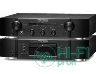 Стерео комплект усилитель Marantz PM6005 + CD-плеер Marantz CD6005