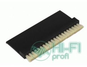 Щітка для чищення платівок Tonar Natural Goat Hair Wett Brush
